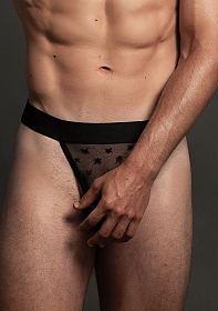 Star Jock - Black