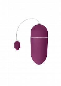 10 Speed Vibrating Egg - Purple