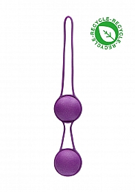 Geisha Balls - Biodegradable - Purple