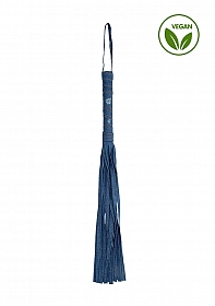 Denim Flogger - Roughend Denim Style - Blue