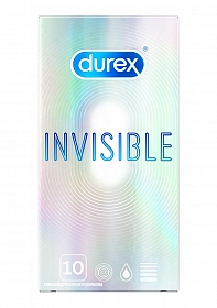 Invisible - 10 condoms