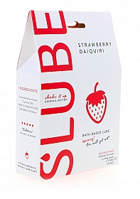 Slube - Strawberry Daiquiri - 2 x 250 gr