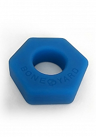 Bust a Nut Cock Ring - Blue