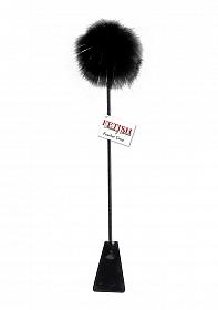 Feather Crop - Black