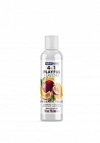 Swiss Navy 4 in 1 Wild Passion Fruit 1 oz/30 ml