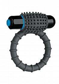 OptiMALE - Vibrating C-Ring - Grey