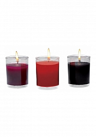 Flame Drippers Drip Paraffin Candle Set