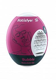 Bubble Masturbator Egg