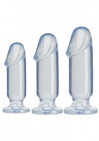 Anal Starter Kit - Clear
