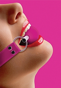 Solid Ball Gag - Pink