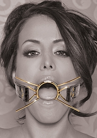 Deluxe Spider Gag - Gold