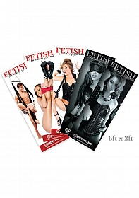 Fetish Fantasy Poster - 5 Pack