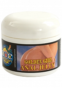 Golden Girl Anal Jelly - Clear
