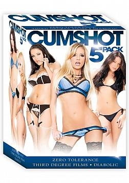 Cumshots 5-Pack