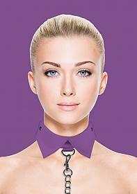 Exclusive Collar & Leash - Purple