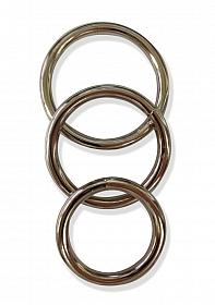 Metal O Ring 3 Pack
