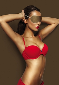 Eyemask - Brown