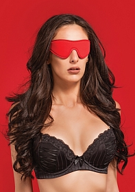 Reversible Eyemask - Red