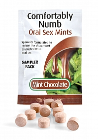 Comfortably Numb Mints - Chocolate Mint