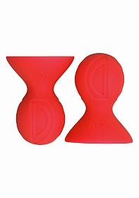 Nipple suckers - Red