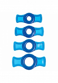 Cockring Set - Blue
