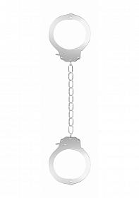 Pleasure Legcuffs - White