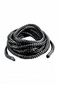 Japanese Silk Love Rope 3 meter - Black