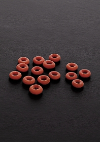 Bag Rubber Rings TT2002- 100 Pieces