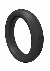 ENDURO Silicone Cock Ring - Black
