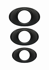 Easy-Grip C-Ring Set - Black