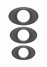 Easy-Grip C-Ring Set - Grey