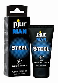 Pjur MAN - Steel Gel - 50 ml tube