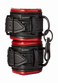 Saffron Cuffs - Red