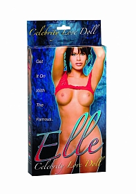 Celebrity Love Doll - Flesh