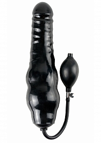 Inflatable Ass Blaster - Black