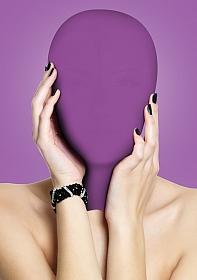 Subjugation Mask - Purple