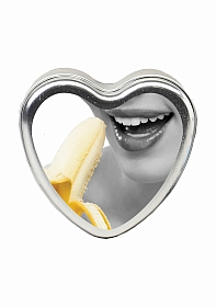 Banana Edible Massage Candle - 4oz / 113g