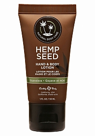Guavalava Hand and Body Lotion with Guava Blackberry Scent - 1oz