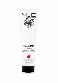 INLUBE Strawberry water based sliding gel - 100ml