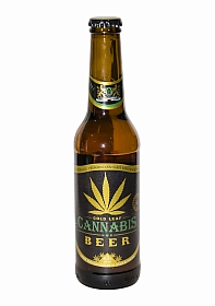 Cannabis Beer Gold Leaf - 330ml