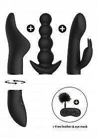 Pleasure Kit #6 - Black