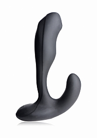 Pro-Bend Bendable Prostate Vibrator - Black