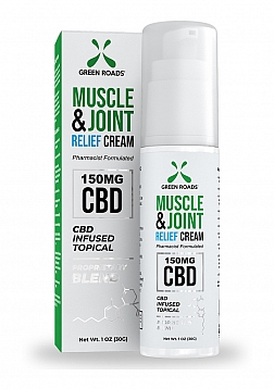 Muscle & Joint Relief Cream 150 MG - 30gr