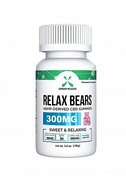 Relax Bears - 300 MG - 30 Gummies