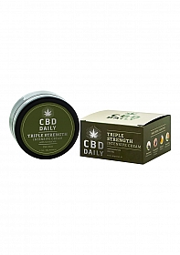 CBD Daily Triple Strength Intensive Cream - 1.7 oz / 48 g