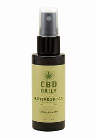 CBD Daily Active Spray - 2 oz / 60 ml