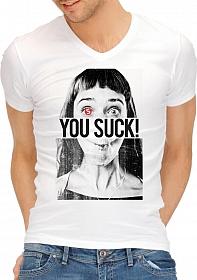 Funny Shirts - You Suck