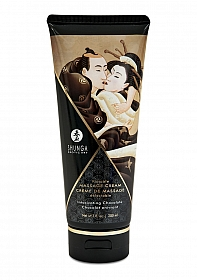 Intoxicating Chocolate Kissable Massage Cream - 200 ml