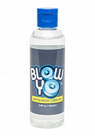 Water-Based Lubricant - 100 ml - Blue