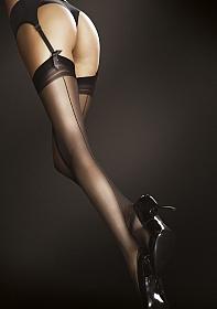 MARLENA Stockings 20 den - Black